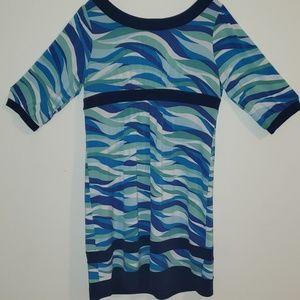 Ultramarine Dress (Blue)
